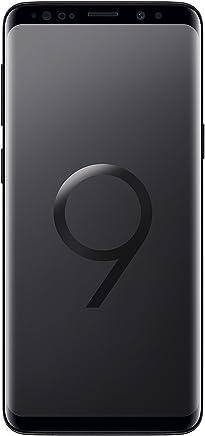 "Samsung Galaxy S9 Smartphone, Nero/Midnight Black, Display 5.8"", 64 GB Espandibili, Dual SIM [Versione Italiana]"