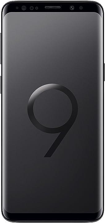 Samsung galaxy s9 64 gb (single sim) - black - android 8.0 (versione it operatore) SM-G960XZKAITV