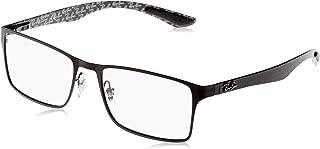 Ray-Ban RX8415 Rectangular Metal Eyeglass Frames