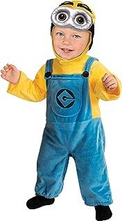 Rubie's Costume Despicable Me 2 Minion Romper