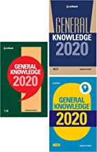 Arihant's General Knowledge 2020 Series (Set of 3 books)