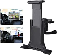 MAYOGA Tablet Holder for Car Mount, Car Air Vent Mount, Tablet car Mount, Universal Tablet Stand Car Mount Compatible with...