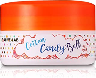 ALIVELAB Cotton Candy Ball, Exfoliates Surface Skin and Reduces Acne Scars & Pore, Blackhead, 50ml