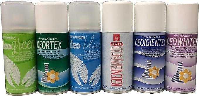 29 opinioni per Rampi Deodorante Spray Profumo Tessuti Igienizzante Mangia Odori Fumo per Abiti