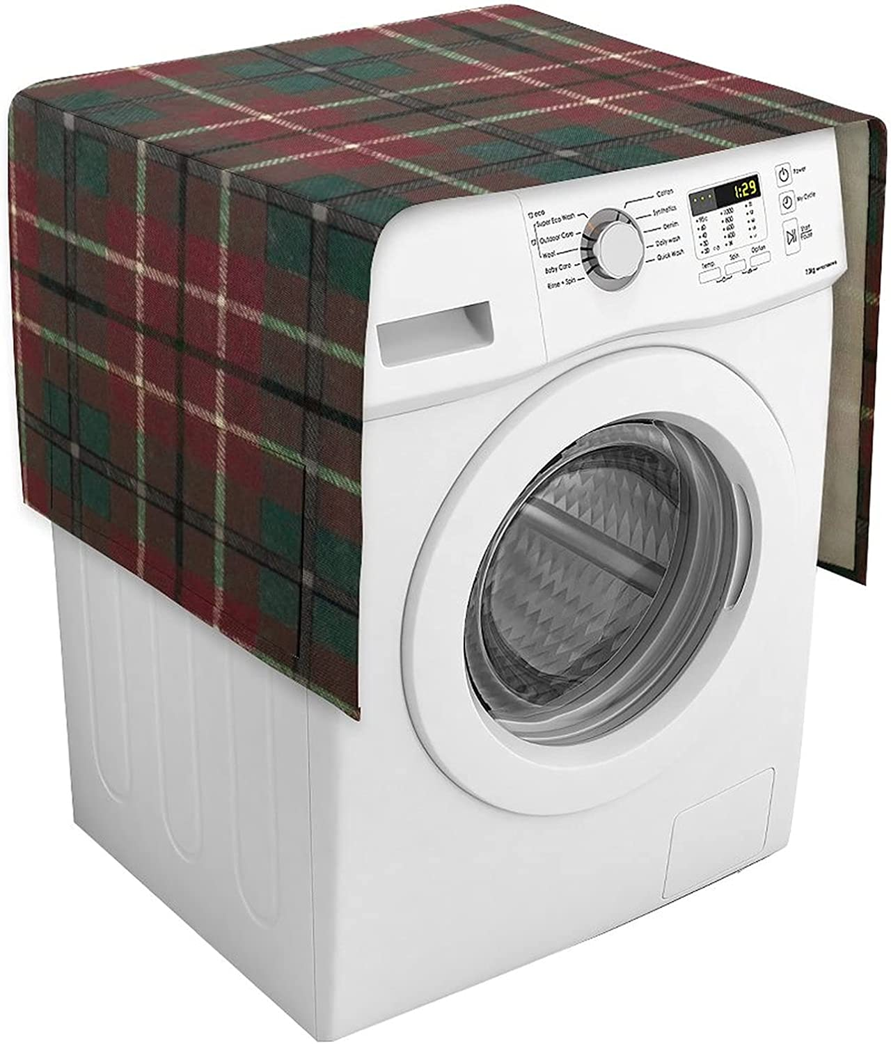Multi-Purpose lowest price Washing Machine Covers Protector Washer Appliance Max 66% OFF