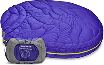 RUFFWEAR - Highlands Dog Sleeping Bag, Water-Resistant Portable Dog Bed for Outdoor Use