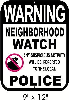 printable cctv warning signs