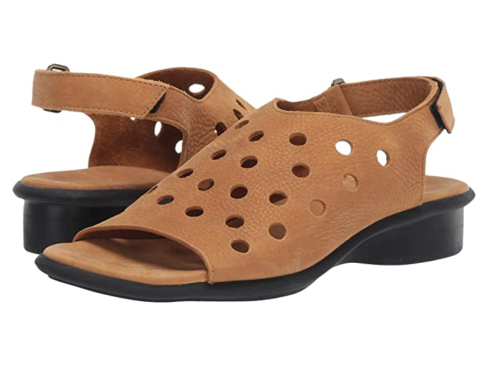 Arche  Saotto (Camel) Womens Sandals