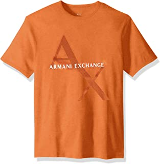 AX Armani Exchange Men's Classic Cotton Logo Tee