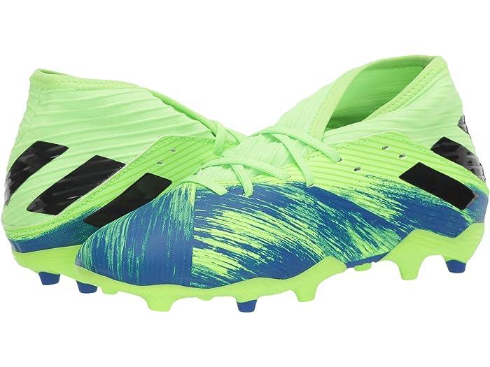adidas Kids Nemeziz 19.3 FG J Soccer