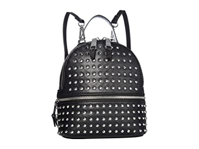 Steve Madden Bcelina (Black/Silver) Backpack Bags