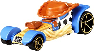 Disney GCY52 Toy Story 4 Movie - Hw Toy Story 1:64 Character Car, Multi-Colour