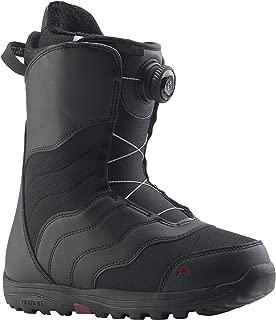 Burton Mint BOA Snowboard Boots Womens Sz 10 Black