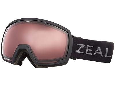 Zeal Optics Nomad (Dark Night w/ Automatic+ RB) Snow Goggles