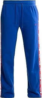 Nike Women's LOGO TAPE POPPER Pants, Red (Indigo Force/university Red ), X-Large