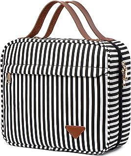 Travel Toiletry Organizer Bag,Toiletries Organizer Kit Travel Bag Extra Large Capacity wash bag Water-resistant Cosmetic B...