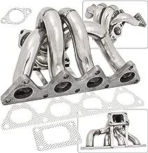 Civic B16 B18 B-Series Engine T3 Flange Stainless Steel Exhaust Turbo Manifold