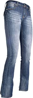 HKM SPORTS EQUIPMENT Hkm 7578 Jeans Bootcut Florida, Damenjeans Damenhose Jeanshose Damen Hose, 34-88