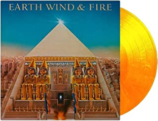 earth wind and fire all n all