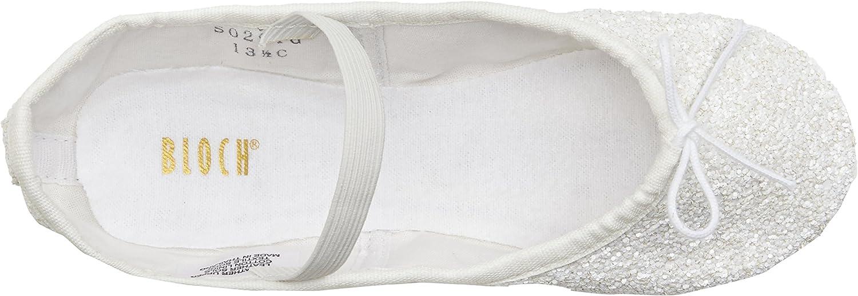 Bloch Girls Sparkle Ballet Shoes