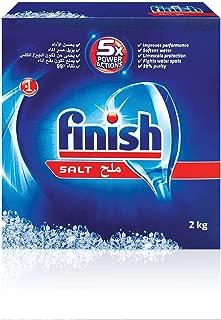 Finish Dishwasher Salt, 2kg
