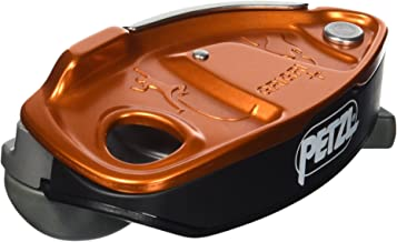 PETZL - GRIGRI +, Belay Device with Assisted Braking, Orange