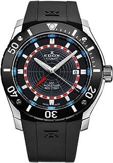 EDOX - Class-1 GMT reloj automático NBUR 93005 3