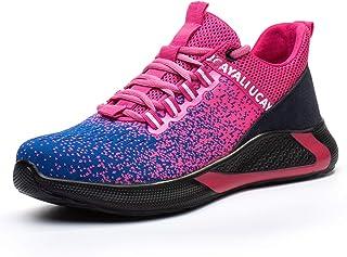 UCAYALI Chaussures de Sécurité avec Embout Acier pour Homme Femme - Légères et Confortables, Taille 39-48