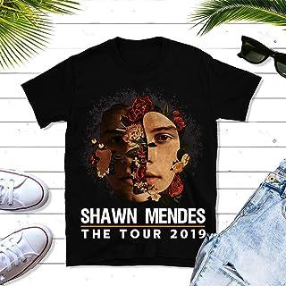 Mendes The Tour 2019 Music Big Fans T-Shirt, Gift For Fan Unisex T-shirt - Premium T-shirt - Hoodie - Sweater - Long Sleeve - Tank Top
