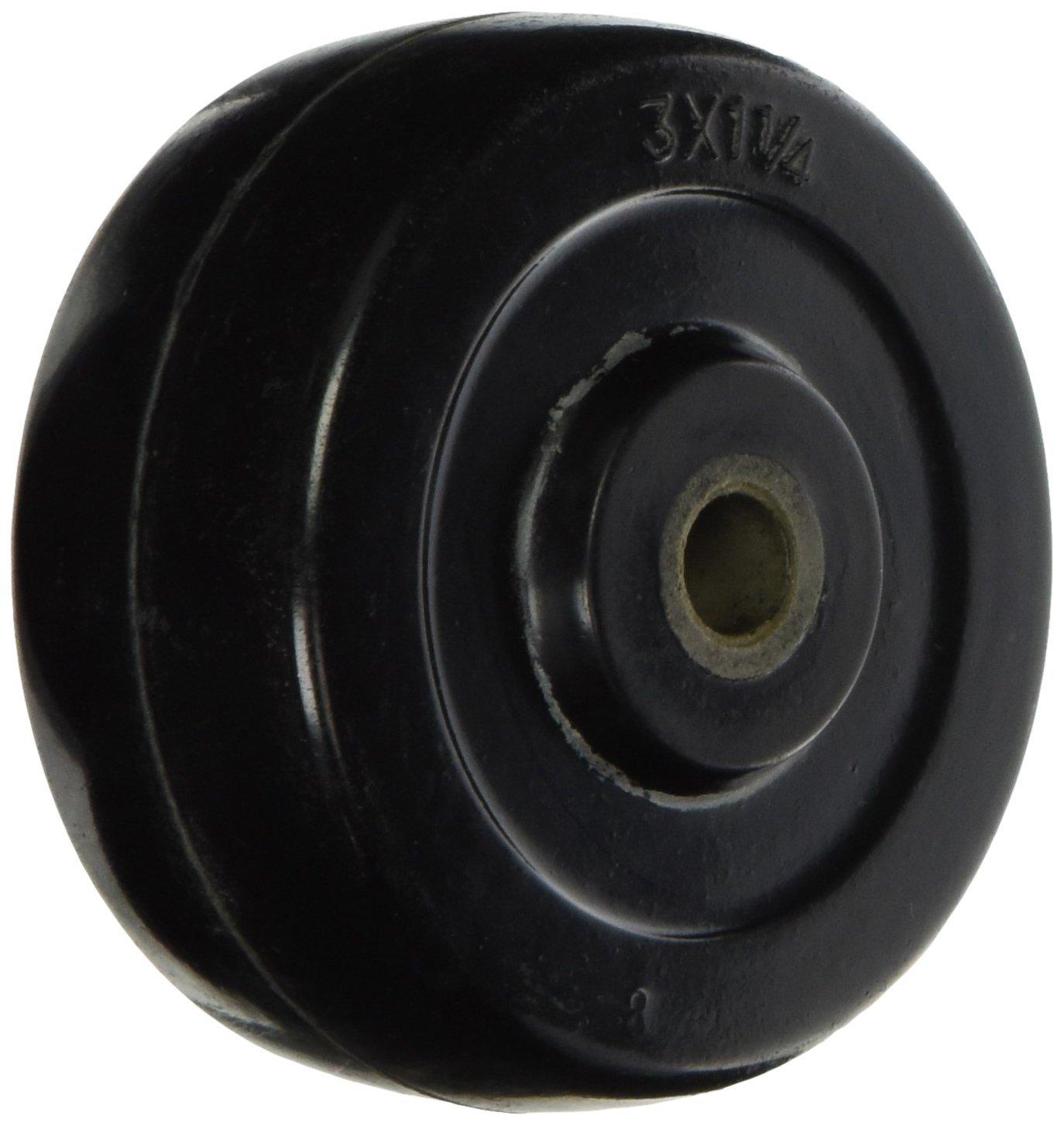 RWM Casters HRO-0312-05-SI 3 x 1-1/4