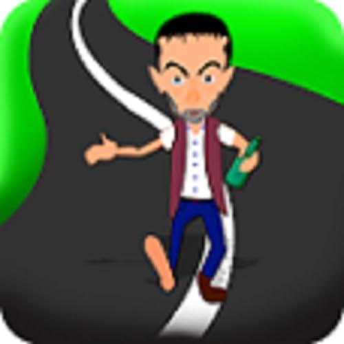 Crazy Drunk Man: Running Game