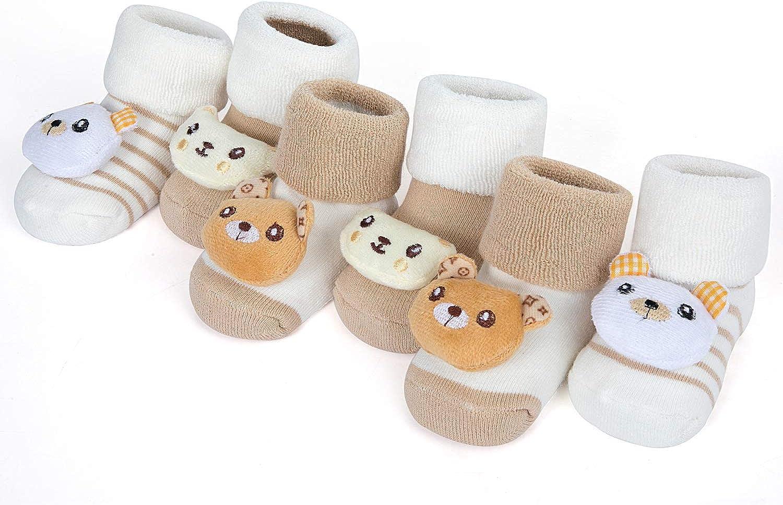 Thick Cotton baby Socks 3 pairs