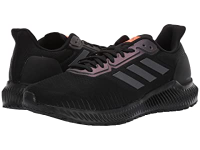 adidas Running Solar Ride (Core Black/Grey Six/Solar Orange) Men