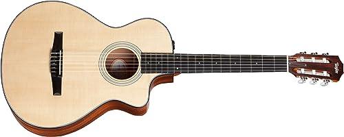 nueva gama alta exclusiva Taylor 312ce-N 312ce-N 312ce-N LH · Guitarra clásica zurdos  Entrega directa y rápida de fábrica