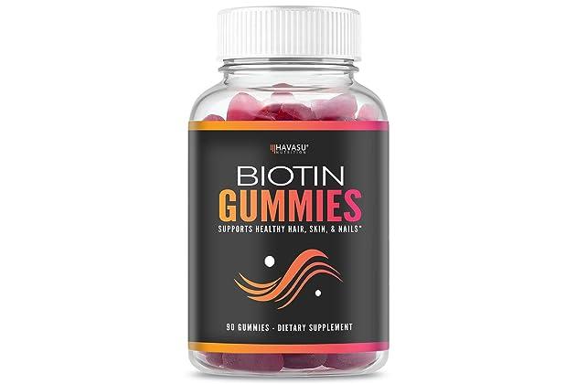 Best Hair Gummies For Growth Amazon Com
