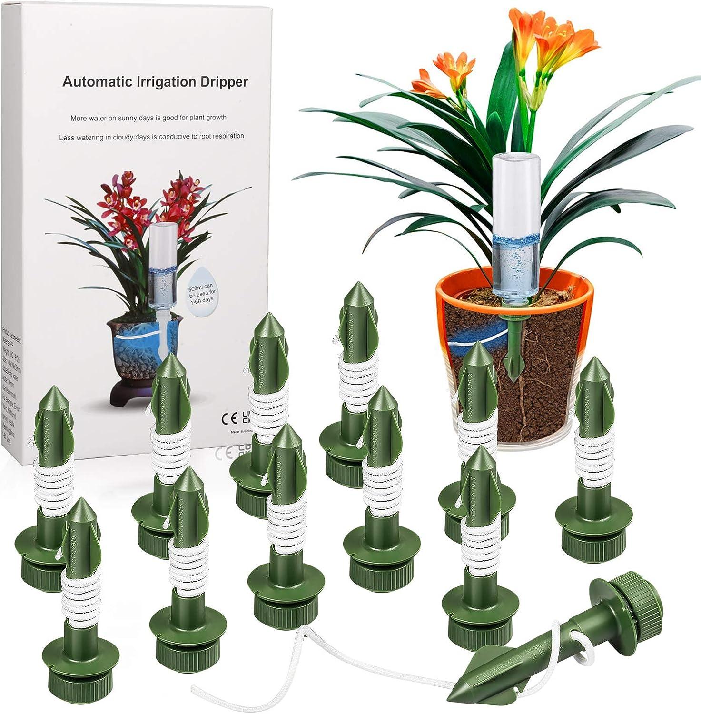 Buy YEPLINS Automatic Plant Watering Devices Indoor,Self Watering ...