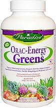 Paradise Herbs - Orac-Energy Greens - 120 Vegetarian Capsules