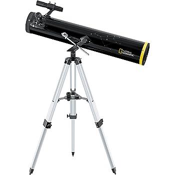 Tasco Luminova Reflector EQ T/élescope 114 mm Jaune 40114675