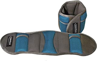 Empower Ankle & Wrist Weights for Women, Soft, Adjustable Weights, Adjustable Strap, Running, Walking, Exercise, Resistance Training