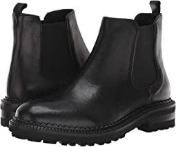 Ecco Saunter Chelsea Boot Black Kalahari Shoes Free
