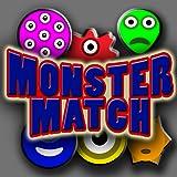 Crazy Monster Match