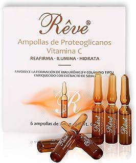 REVE Ampollas Proteoglicanos con Vitamina C - Acción