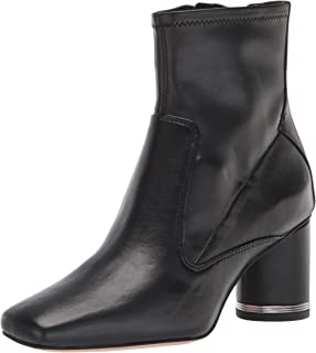 Franco Sarto Women's Pisabooty Ankle Boot, Black, 9.5