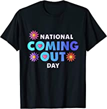 LGBT National Coming Out Day Shirt Gay Pride