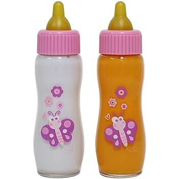JC Toys Berenguer Boutique Magic Bottles (Milk & Juice)