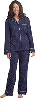 Pajama Set for Women - Cotton Jersey Pajamas Women