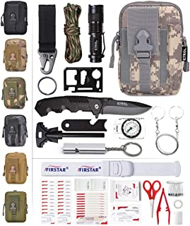 ETROL Emergency Survival Kit, First Aid Kit, Upgraded...