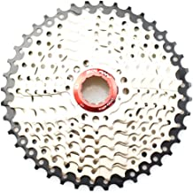 9 Speed Cassette 11-40T MTB Cassette 9 Speed Fit for Mountain Bike, Road Bicycle, MTB, BMX, SRAM, Shimano