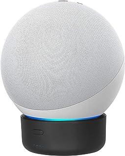 $39 » Alexa Echo 4th Gen Battery Base Holder, GGMM E4 Portable Battery Stand for Amazon Smart Speaker with Alexa, Fits All-New E...
