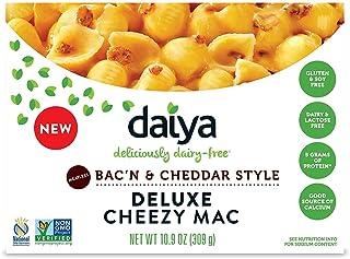 Daiya Cheezy Mac, Meatless Bac'n & Cheddar Style :: Rich & Creamy Plant-Based Mac & Cheese :: Deliciously Dairy Free, Vega...